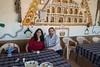 Anu and Suchit at the Rawala Resort, Sam Desert in Jaisalmer, Rajasthan.