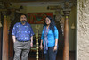 Anu & Suchit Nanda at Club Mahindra, Thekkady, Kerala, India.