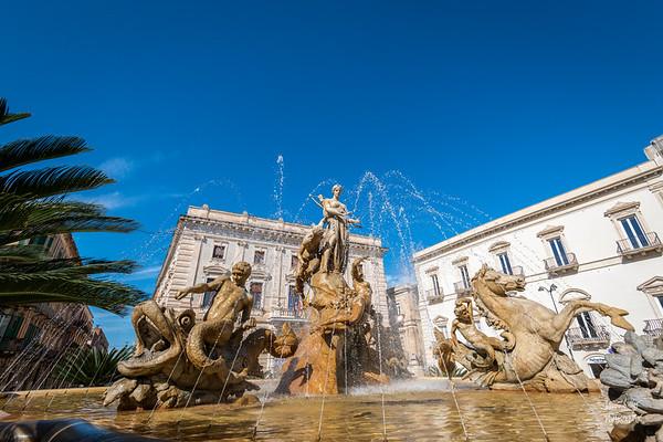 Fountain of Diana