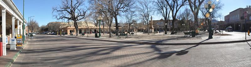 sante fe square panorama