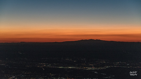 Shot at Sandia Peak n Albuquerque, NM in October 2017. © John Schiller Photography