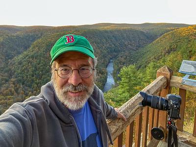 Selfie - Pine Creek Gorge