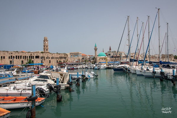 "Akko is indeed a fishing ""village""..."