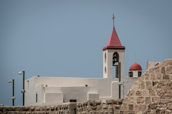 Churches in Akko?