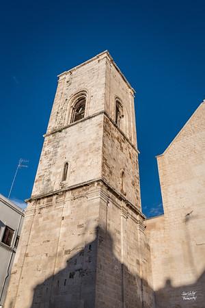 Mother Church in historic Polignano