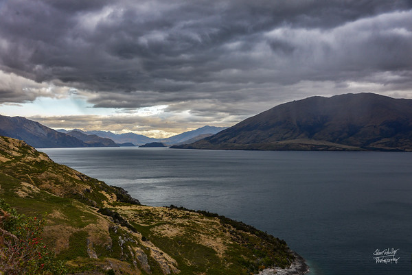 Rainstorm on Wanaka
