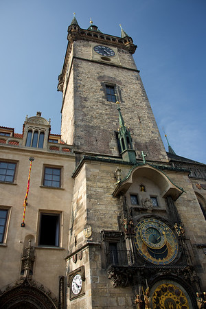 Astronomical Clock Tower... so cool!