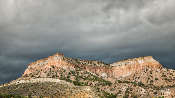Shot along the road to Los Almos, NM on October 4, 2017 © John Schiller Photography