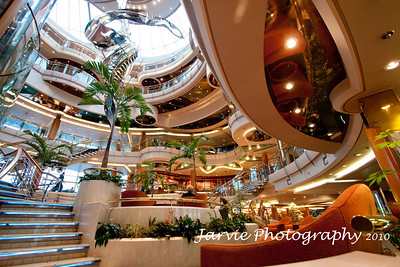 Vision of the Seas and flights