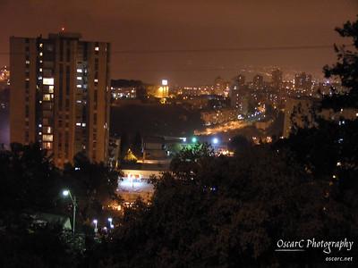 Haifa Skyline