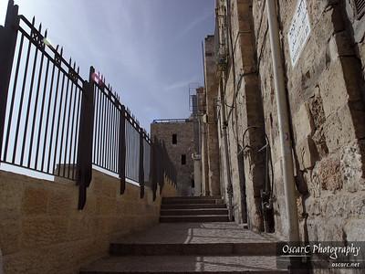 Western Wall Road