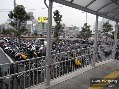 Commuter lot