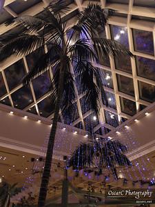 Inside the Shinagawa Prince Hotel (Tokyo)