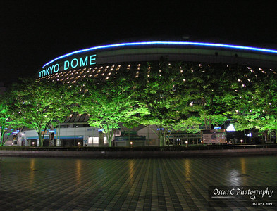 The Tokyo Dome