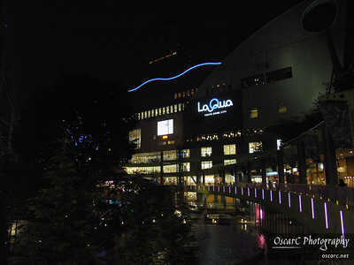 La Qua Tokyo Dome City