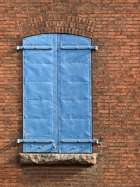 Blue Window #1