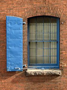 Blue Window #3