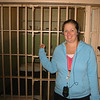 On the tour of Alcatraz.