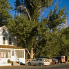 Frenchglen Hotel.  We stayed here two nights.  Its 65 miles south of Burns and truly an oasis in the middle of nowhere.