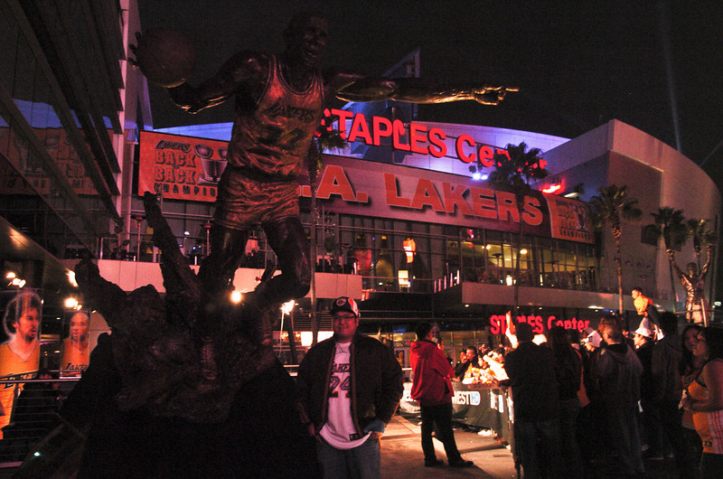 Lakers vs Hornets-116