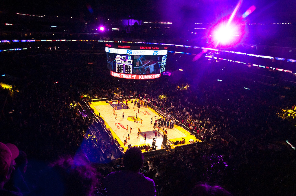 Lakers vs Hornets-68