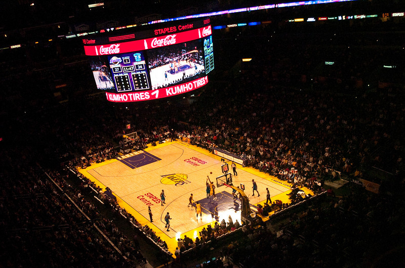 Lakers vs Hornets-3