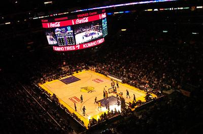 Lakers vs Hornets-3