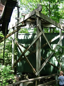 05/31/03  Perpetual motion water deal at Silver Dollar City.