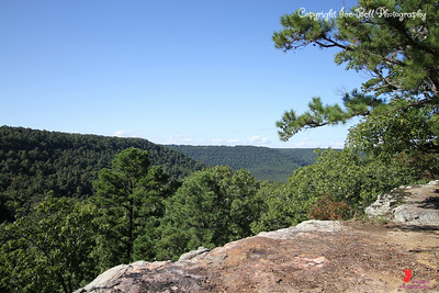 20160918-Ponca Arkansas Area - Hideout Hollow Trail - 07w
