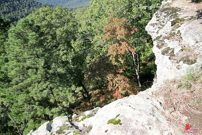 20160918-Ponca Arkansas Area - Hideout Hollow Trail - 11w