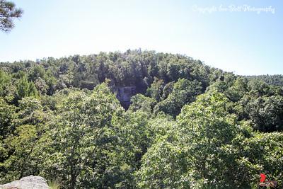 20160918-Ponca Arkansas Area - Hideout Hollow Trail - 09w
