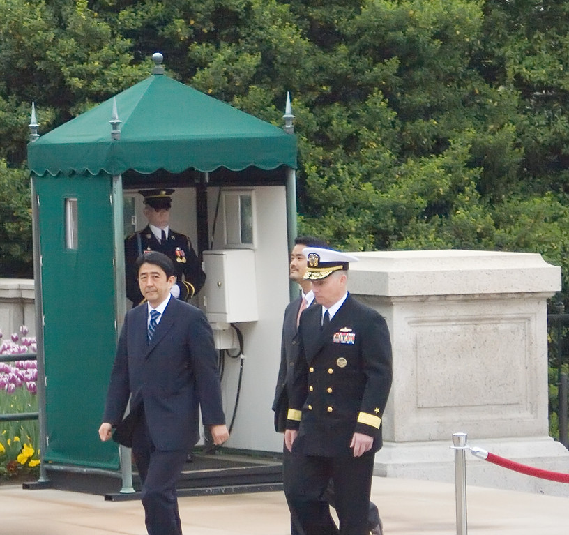 Japan's Emperor,  Akihito (in 2007).