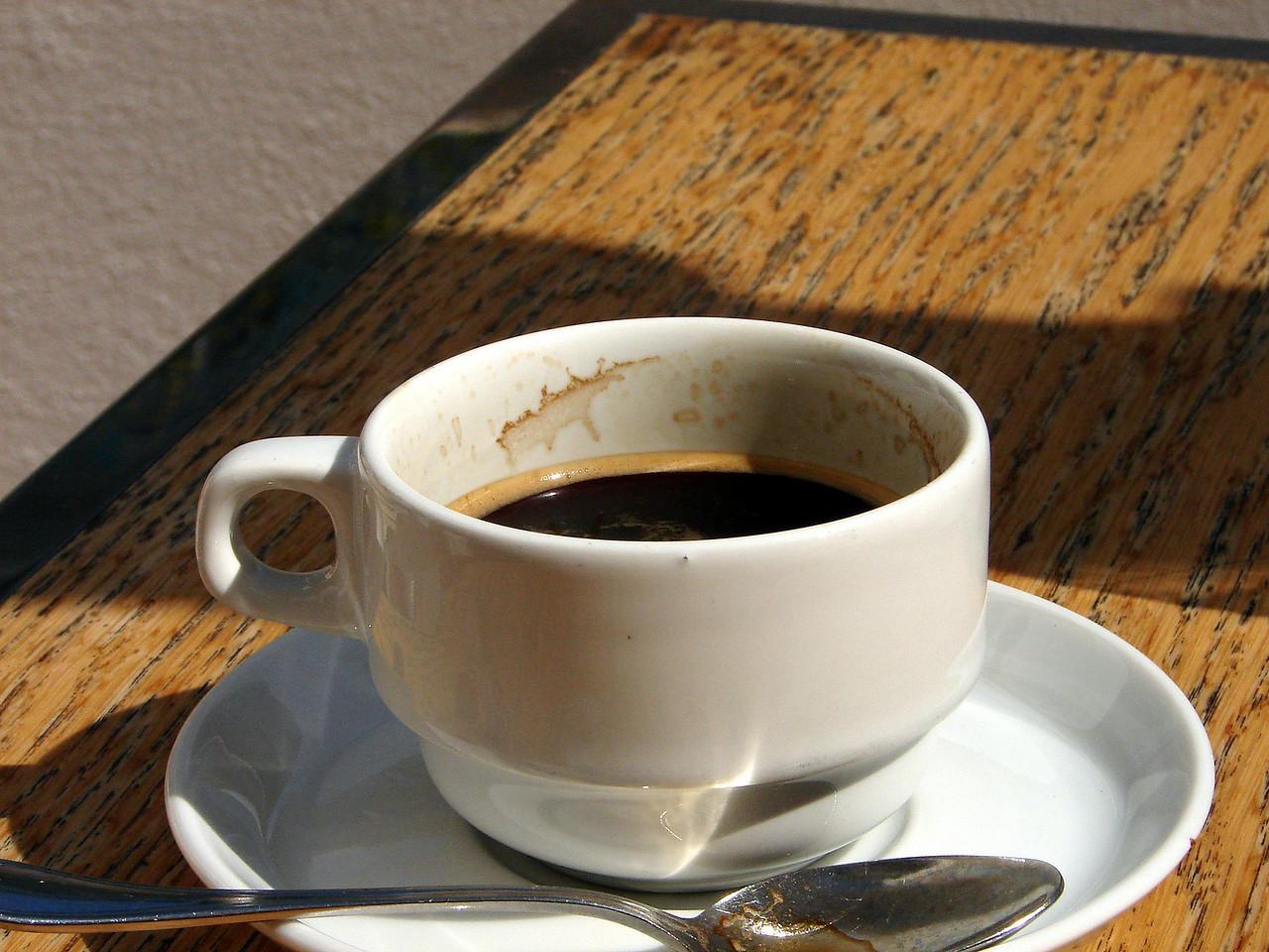 Doppio Espresso. gratis. i had LOTS of these!