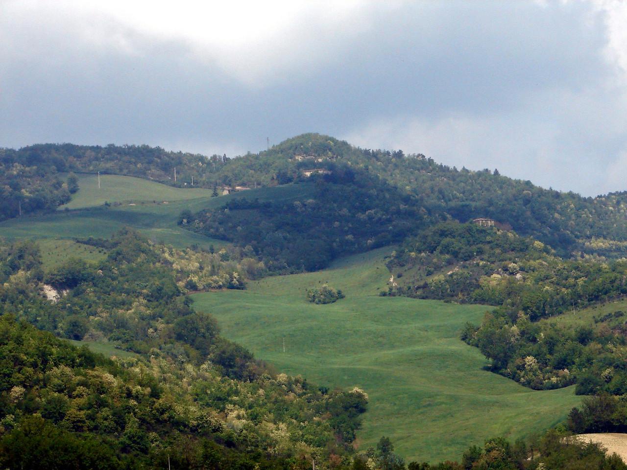 #67 Florence to Forli