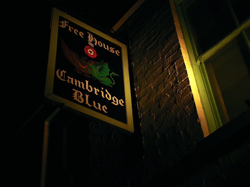 A local pub that ian and suzy frequented when they lived there.