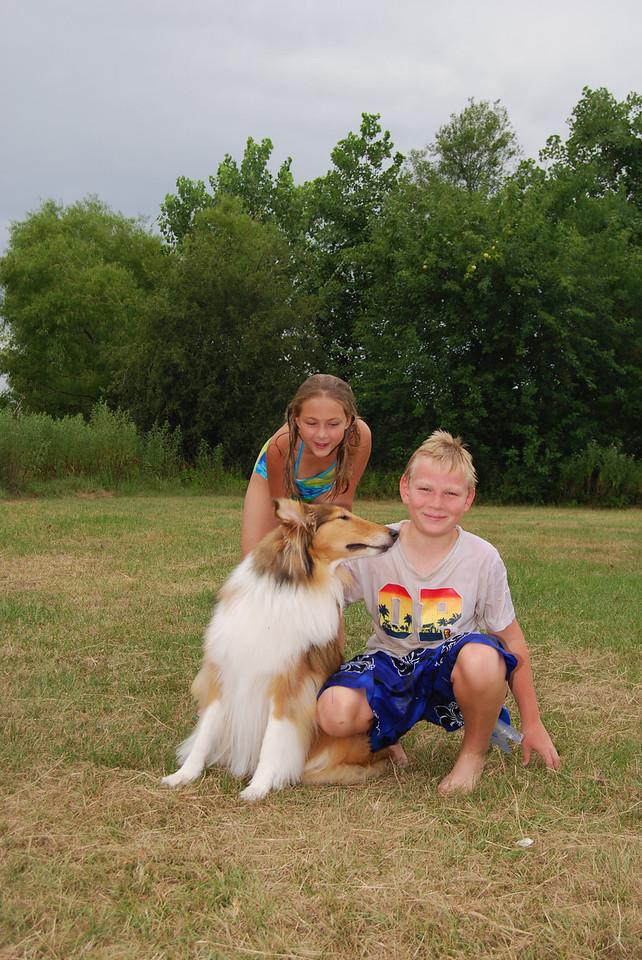 2009 Aggie Camping - Rev Bean 7-23-2009 5-55-50 PM