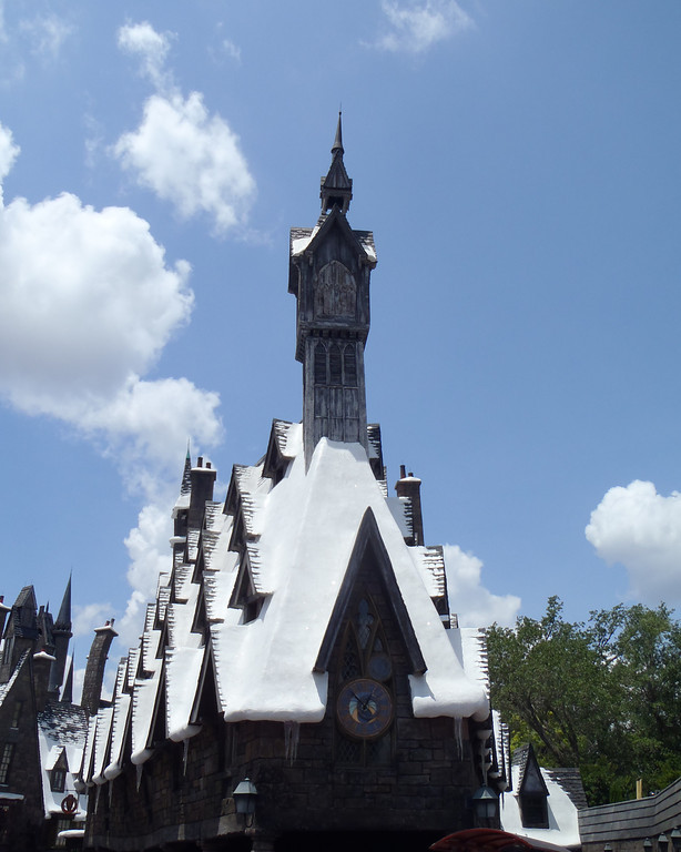 Harry Potter attraction