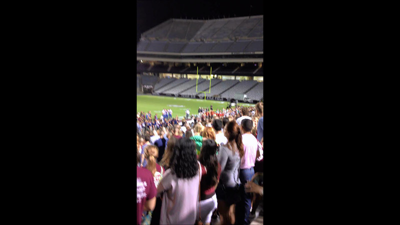 2012 Midnight Yell