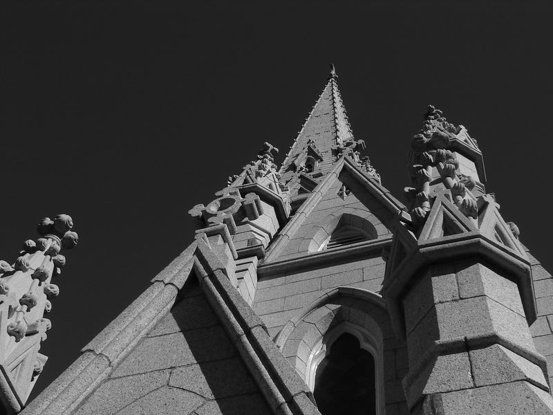 St Marys Basilica...grandure in stone