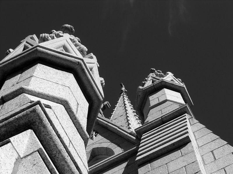 Multi-dimensional architecture