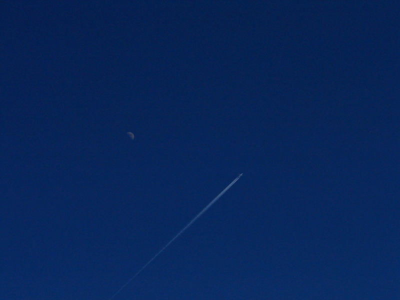 Moon Plane.