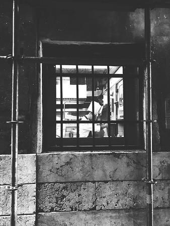 Cooking behind bars