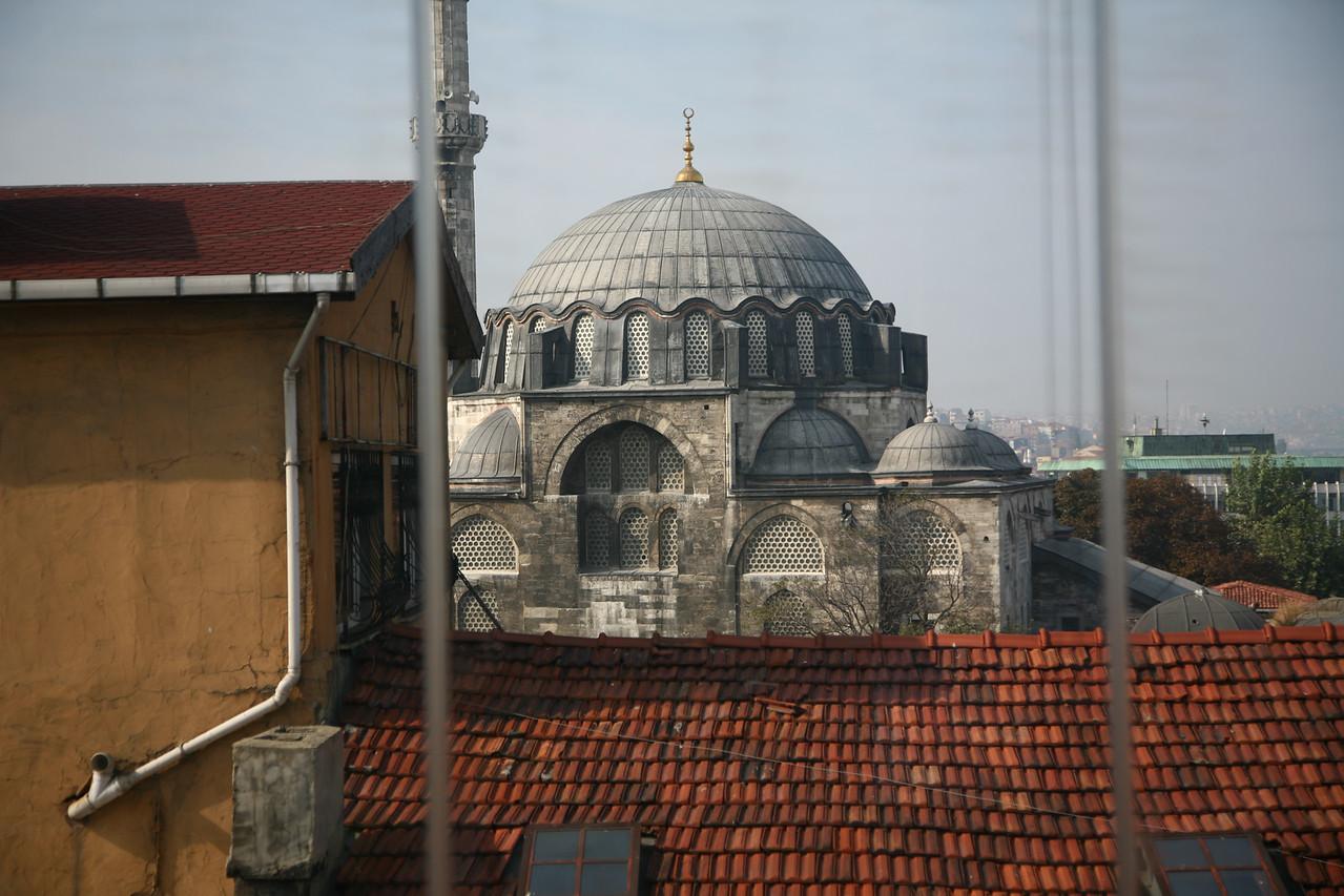 the Rustempasa Mosque