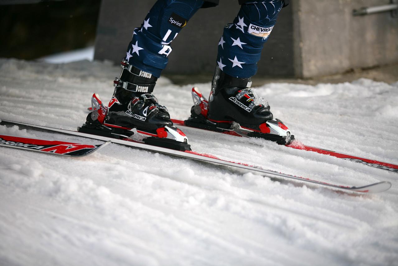 Ligity's skis