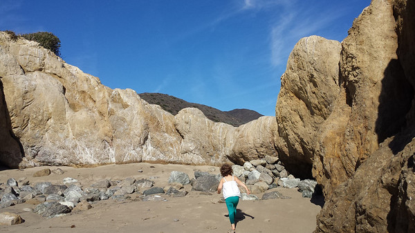 December - Leo Carrillo State Beach