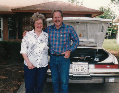 Evelyn and Doug - May 1990