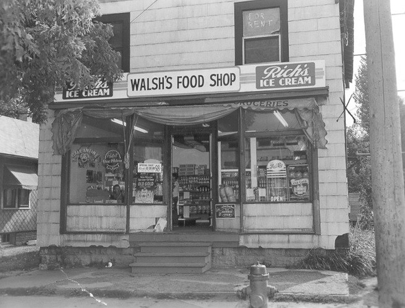 Walsh Food Store 1955