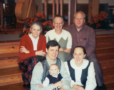 The Walsh and Garrett Family
