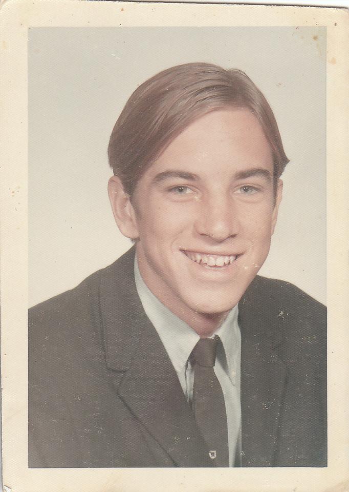 Allan - age 16 - 1969