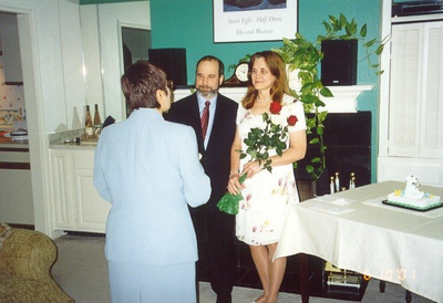 Wedding - June 10, 2001